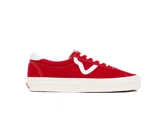 VANS STYLE 73 DX RED  ANAHEIM FACTORY-VN0A3WLQVTM1-img-1