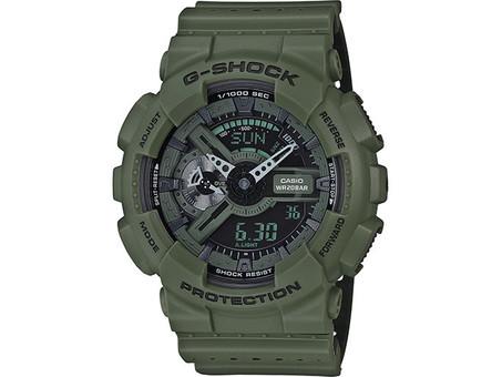 Reloj Casio GA-110LP-3AER G-SHOCK Green-GA-110LP-3AER-img-1