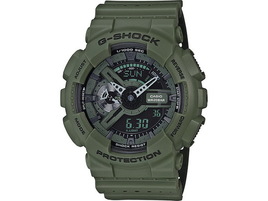 Reloj Casio GA-110LP-3AER G-SHOCK Green-GA-110LP-3AER-img-1