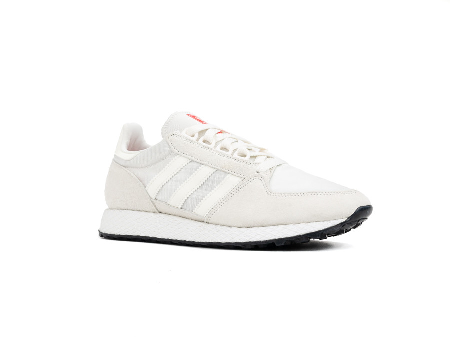 ADIDAS FOREST GROVE W WHITE - CM8418 - Sneakers Mujer ...
