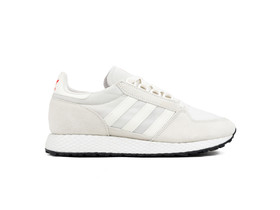 ADIDAS FOREST GROVE W WHITE