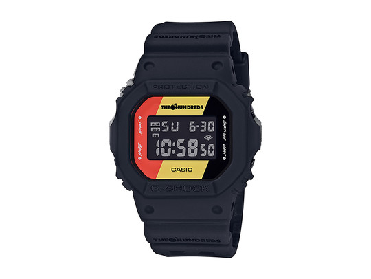 CASIO G-SHOCK  X THE HUNDREDS DW-5700SF-1ER-DW-5600HDR-1ER-img-1