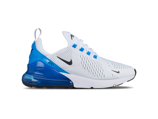 NIKE AIR MAX 270 WHITE BLACK-PHOTO BLUE-PURE PLATINUM-AH8050-110-img-1