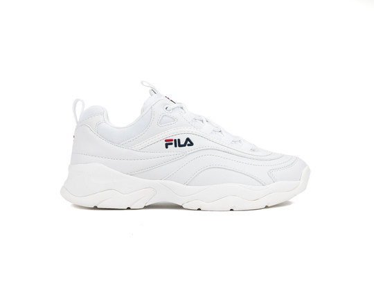 FILA RAY LOW WMN WHITE-1010562-1FG-img-1