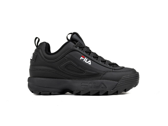 FILA DISRUPTOR LOW WMN BLACK BLACK-1010302.12V-img-1