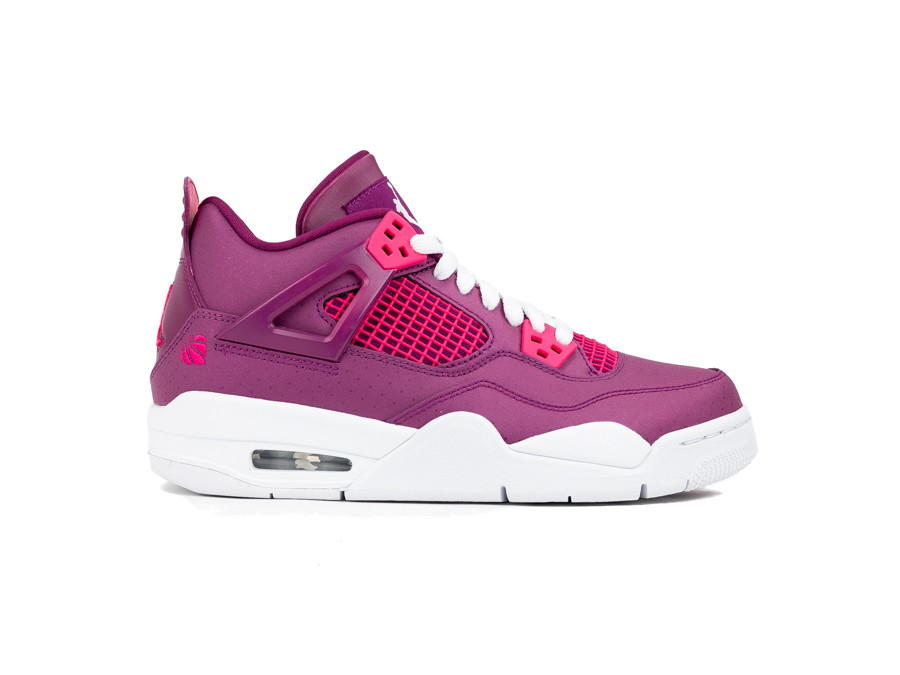 AIR JORDAN 4 RETRO TRUE BERRY