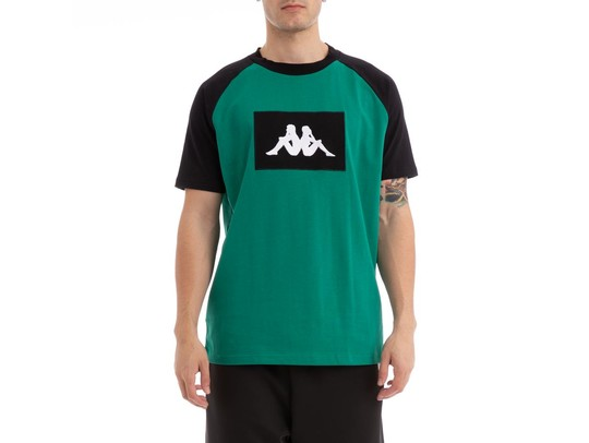 CAMISETA KAPPA BARIA GREEN LIKE NO OTHER-304ICQ0-907-img-1