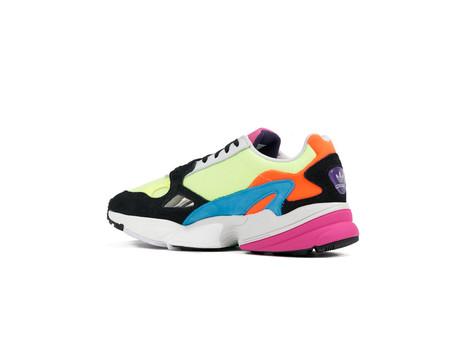 pelota giratorio bordillo  ADIDAS FALCON W MULTICOLOR - CG6210 - Sneakers Mujer - TheSneakerOne