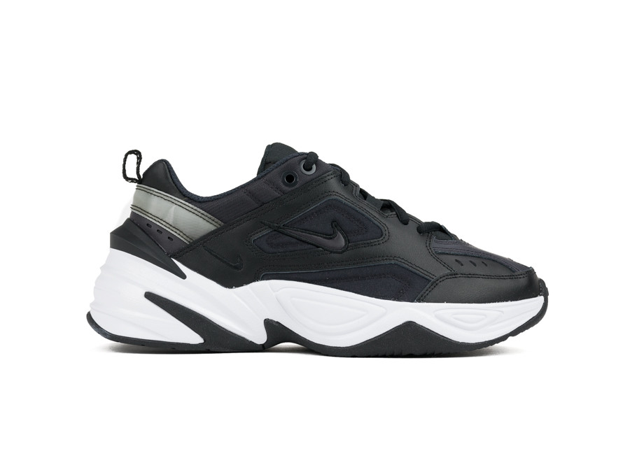 NIKE M2K TEKNO WOMEN BLACK-OIL GREY-WHITE