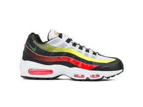 NIKE AIR MAX 95 SE BLACK ALOE VERDE-BRIGHT CRIMSON-AJ2018-004-img-1