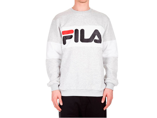 SUDADERA FILA LIGHT GREY-681255-LG-img-1