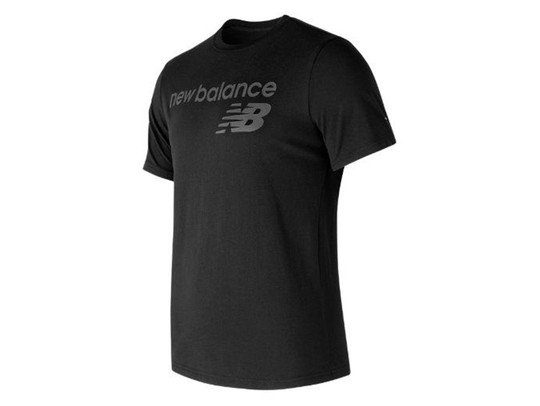 CAMISETA NEW BALANCE MC NB78 GREY-MT73581BK-img-1