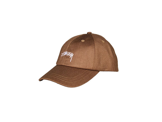 STUSSY SUITING LOW PRO CAP KHAKI-131793-KH-img-1