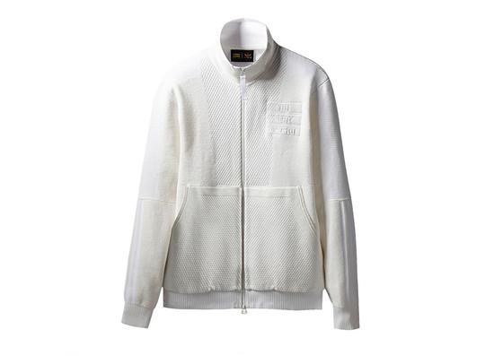 Pharrel x adidas NMD Human Race TR Jacket White-CW9407-img-1
