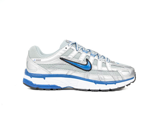 NIKE P-6000 CNCPT WOMEN METALLIC SILVER-TEAM ROYAL-WHITE-BLACK-BV1021-001-img-1