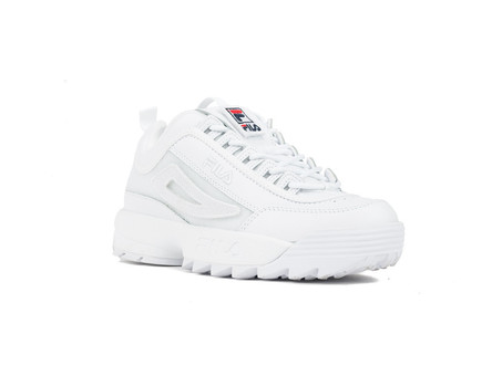 FILA DISRUPTOR II PATCHES WMN WHITE-5FM00538-100-img-3