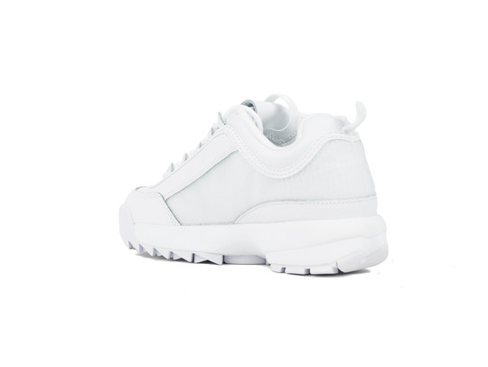 FILA DISRUPTOR II PATCHES WMN WHITE-5FM00538-100-img-5