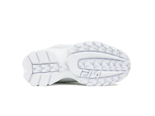 FILA DISRUPTOR II PATCHES WMN WHITE-5FM00538-100-img-6