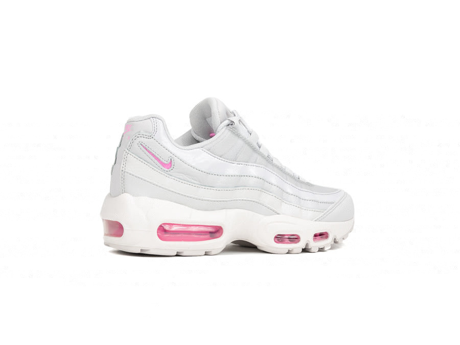 competitive price 5d934 bf8ca NIKE AIR MAX 95 WOMEN VAST GREY-PSYCHIC PINK-SUMMIT WHITE. Clic zoom
