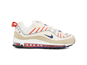 NIKE AIR MAX 98 SAIL COURT PURPLE-LIGHT CREAM-DESERT ORE-640744-108-img-1