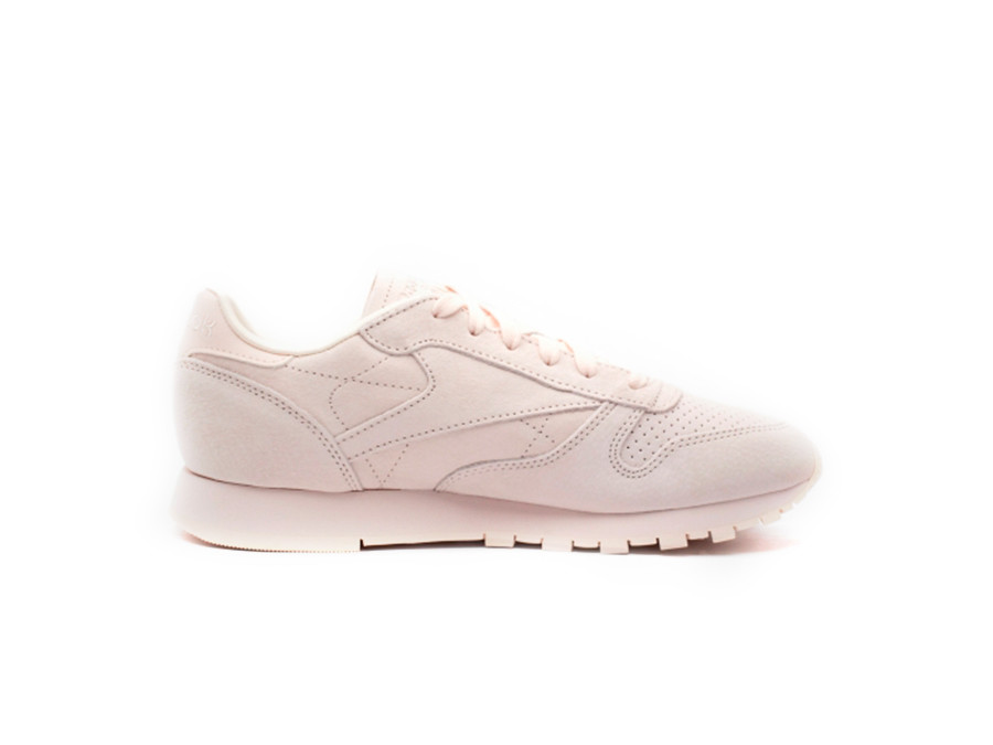 93a13706 Reebok Classic Leather NBK Pale Pink Wmns - CM8766 - TheSneakerOne