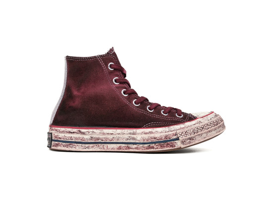 CONVERSE CHUCK TAYLOR CTAS HI 70'S CANVAS BERRY DY-162902C-img-1