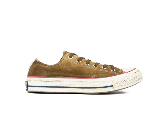 CONVERSE CHUCK TAYLOR OX 70'S CANVAS LTD COFFE-164510C-img-1