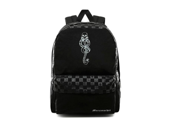 MOCHILA VANS DARK ARTS HARRY POTTER BLACK-VN0A47S1UXC-img-1