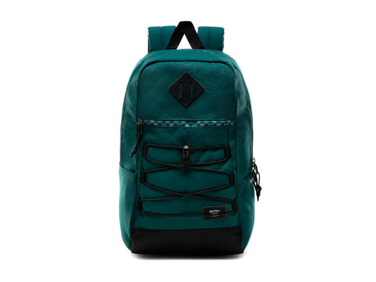 MOCHILA VANS SNAG BACKPACK HARRY POTTER SLYTHERIN-VN0A3HCBSP4-img-1