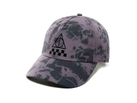 GORRA VANS DEATHLY HALLOWS HARRY POTTER CLOAK WASH-VN0A47S5UXD-img-1