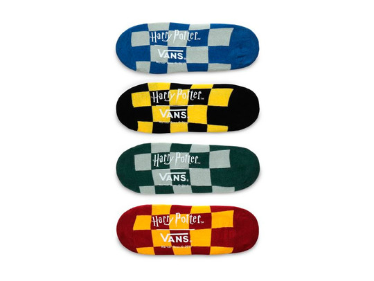CALCETINES VANS  HOGWARTS CANOODLE 1-6 4PK HARRY P-VN0A48H8UXF-img-1