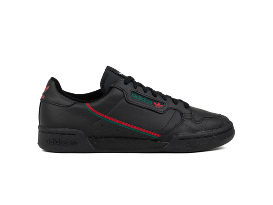 ADIDAS CONTINENTAL 80 BLACK GREED RED-EE5343-img-1