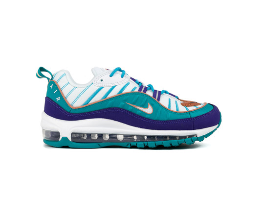 NIKE AIR MAX 98 WOMEN COURT PURPLE-TERRA BLUSH-SPIRIT TEAL-AH6799-500-img-1