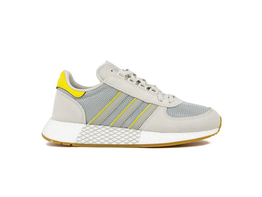ADIDAS MARATHON TECH W GREY YELLOW-EE4943-img-1