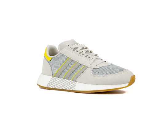 ADIDAS MARATHON TECH W GREY YELLOW-EE4943-img-2