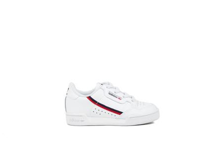 ADIDAS CONTINENTAL 80 I WHITE-G28218-img-1