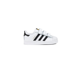 ADIDAS SUPERSTAR CF I WHITE-BZ0418-img-1