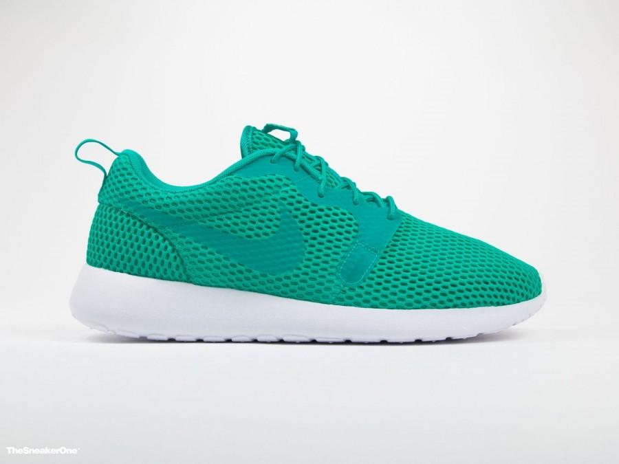 new style da24f 7658b Nike Roshe One Hyperfuse BR Verdes-833125-300-img-1 ...