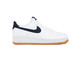 NIKE AIR FORCE 1 WHITE OBSIDIAN UNIVERSITY RED-CI0057-100-img-1