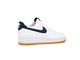 NIKE AIR FORCE 1 WHITE OBSIDIAN UNIVERSITY RED-CI0057-100-img-3
