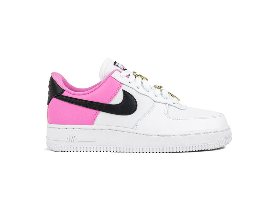 nike air force 1 bianche rosa