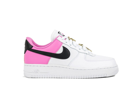 NIKE AIR FORCE 1 07 SE SHOE WHITE 100 CHINA ROSE-AA0287-107-img-1