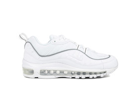 NIKE AIR MAX 98 SHOE WHITE WHITE...