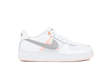 NIKE AIR FORCE 1 LV8 1 WHITE ATMOSPHERE GREY-AV0743-100-img-1