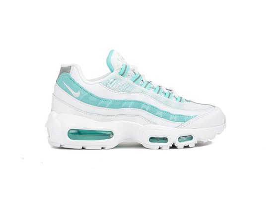 NIKE AIR MAX 95 WHITE WHITE LIGHT AQUA-307960-115-img-1
