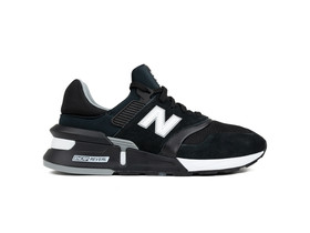 NEW BALANCE MS997HN BLACK WHITE