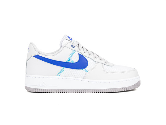 NIKE AIR FORCE 1 07 LV8 ATMOSPHERE GREY RACER BLUE-CI0060-001-img-1