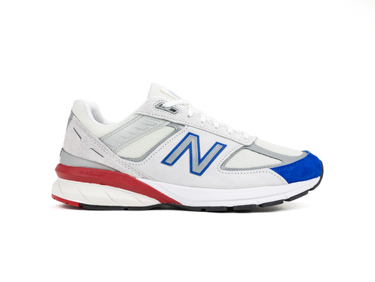 NEW BALANCE M990NB5 BLACK-M990NB5-img-1