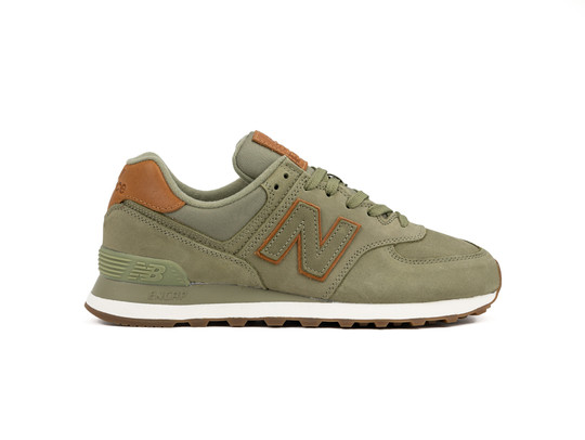 NEW BALANCE ML574NBF GREEN-ML574NBF-img-1