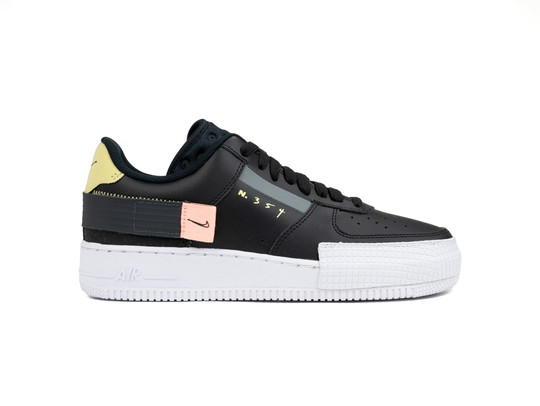 NIKE AIR FORCE 1 TYPE SUMMIT BLACK-CI0054-001-img-1